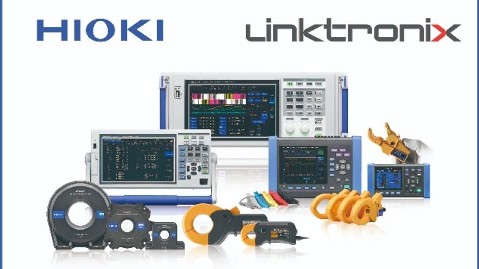 Linktronix vertreibt nun auch Hioki-Produkte in der Schweiz