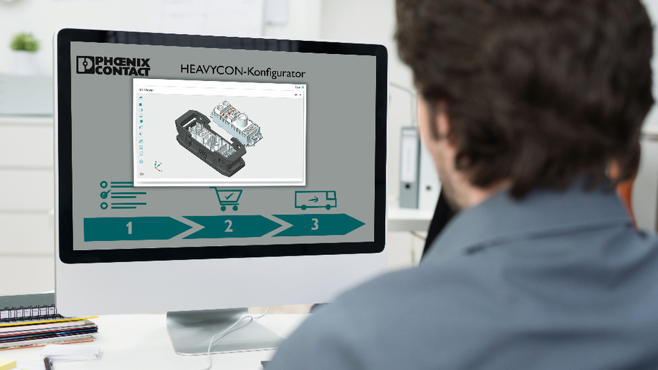 Hohe Flexibilität im laufenden Prozess: Nach Abschluss der Konfiguration lässt sich ein CAD-Volumenmodell für die einfache Integration in das jeweilige Projekt erzeugen – gegebenenfalls erforderliche Anpassungen können so frühzeitig erfolgen.