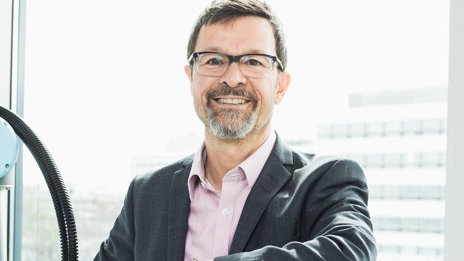 Helmut Schmid, langjähriger Geschäftsführer von Universal Robots (Germany).
