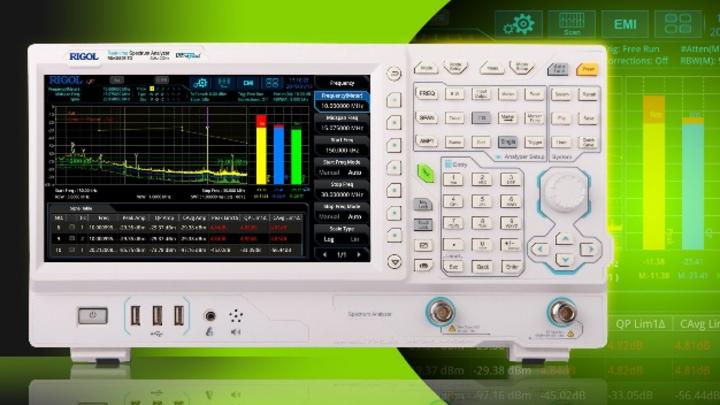 Die neue Economic-Serie von Rigol ist in den vier Modellen RSA3015E und RSA3015E-TG sowie als RSA3030E und RSA3030E-TG verfügbar.