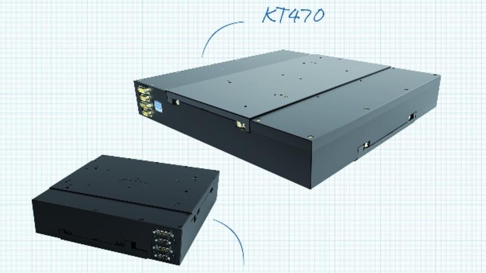 Die Positioniersysteme KT310 und KT470 punkten mit perfekter Ebenheit, kleinsten Toleranzen für Nicken und Gieren sowie einem gleichmäßigen Ablaufverhalten.