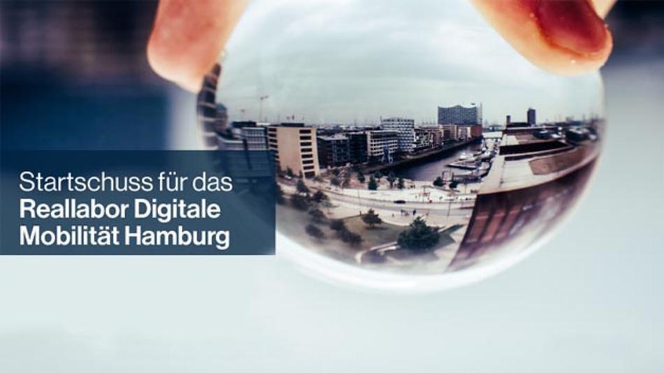 Der Startschuss für das Reallabor Digitale Mobilität Hamburg ist gefallen.