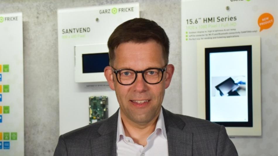 Stefan Heczko îst neuer CEO von Garz & Fricke