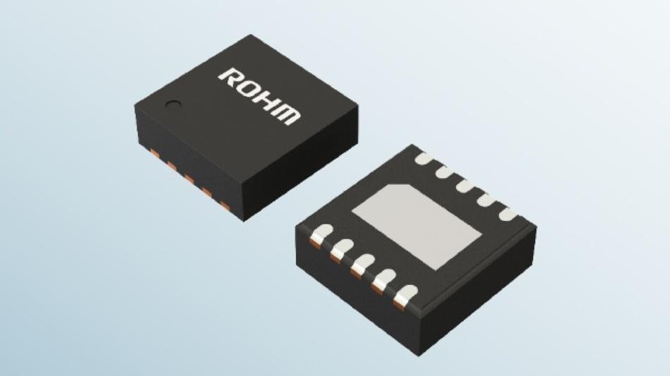 Der Einkanal-Konstantstrom-LED-Treiber BD18336NUF-M gewährleistet auch bei Spannungsabfällen der Batterie eine stabile Beleuchtung