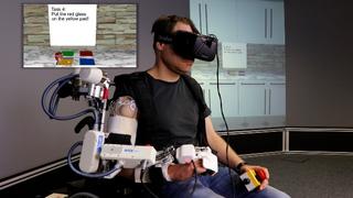 Ein Forschungsansatz im Projekt EXPECT ist der Einsatz von Computerspielen (Serious Games), die Spaß und Training miteinander verbinden, um die Neurorehabilitation von Patienten zu unterstützen.