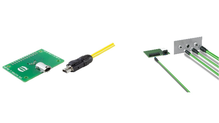 Harting, Phoenix Contact, Single Pair Ethernet, IoT, IIoT, Internet of Things
