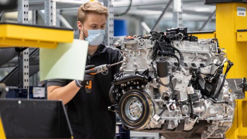 Um den Herausforderungen für zukünftige Antriebe zu begegnen, hat Mercedes-Benz eine neue Einheit für Antriebssysteme namens Mercedes-Benz Drive Systems ins Leben gerufen.
