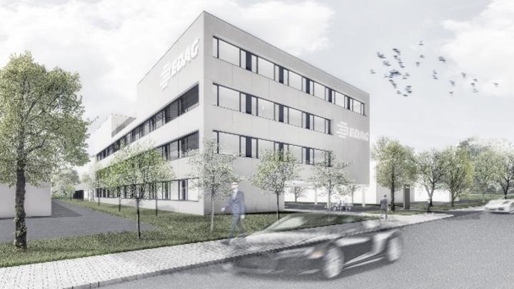 Der Standort INgolstadt wird zum Hub und Think-Tank der EDAG Group.