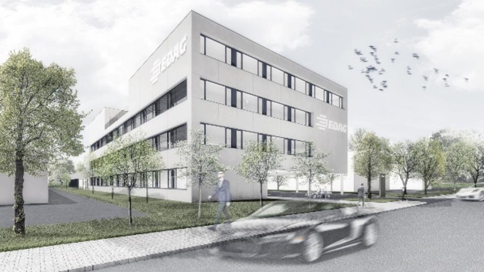 Der EDAG-Standort Ingolstadt soll zu einem ganzheitlichen Entwicklungszentrum und zu einem Software- und Digitalisierungs-Hub werden.