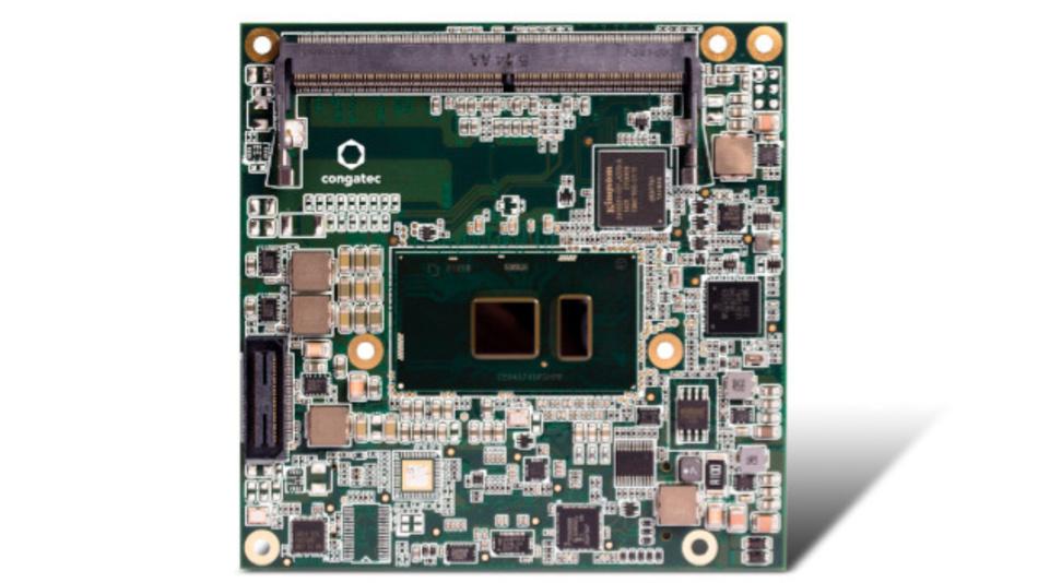 Bild 3a. ANYbotics setzt bei jedem Roboter drei Computer-on-Modules von Congatec mit zwei verschiedenen Prozessortypen von Intel ein...