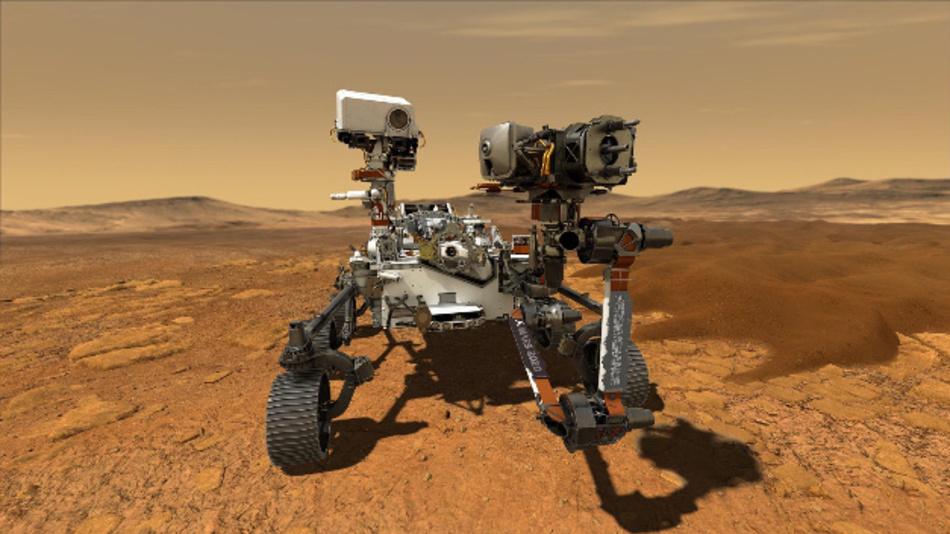 Im Flugcomputer, der Motorsteuerung, im Radar und Instrumentensatz für die Mission: Tausende von strahlungsgehärteten Komponenten von IR HiRel sichern einen zuverlässigen Betrieb des Mars Rovers Perseverance in der anspruchsvollen Weltraumumgebung.