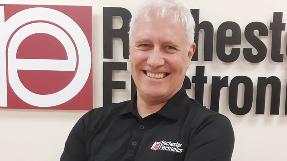 Ken Greenwood, Technical Sales  Manager EMEA von Rochester Electronics