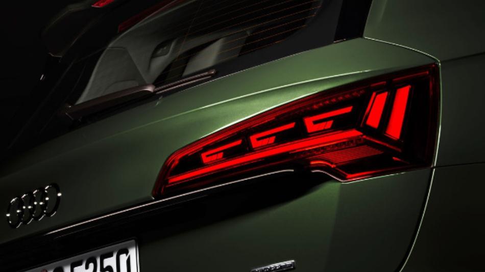 Als erster Automobilhersteller digitalisiert Audi die Heckleuchten.