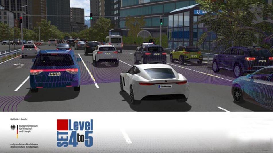 SET Level 4to5 ist eine Weiterführung und Vertiefung des BMWI-geförderten Projektes Pegasus und setzt auf dessen Ergebnisse auf.