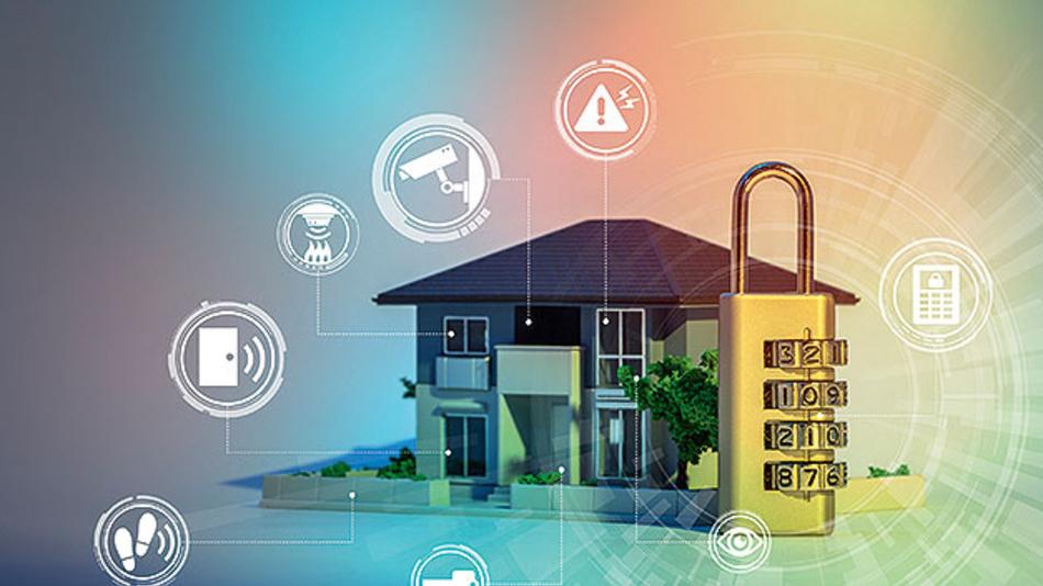 Um wichtige Komfort- und Sicherheits-Applikationsanforderungen zu realisieren, bedarf es eine IoT-Funkplattform.