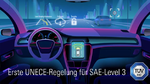 TÜV Süd erläutert erste SAE-Level 3 UNECE-Regelung