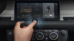 Jaguar Land Rover entwickelt kontaktlose Touchscreen-Technologie