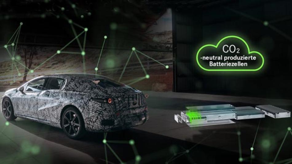 Mercedes-Benz und CATL vereinbaren die Belieferung mit CO2-neutral produzierten Batteriezellen.