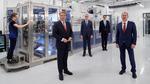Seriennahe Produktion von Batteriezell-Prototypen in Pilotwerk