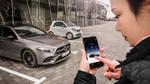 Neue Mercedes me Apps intelligent miteinander verbunden