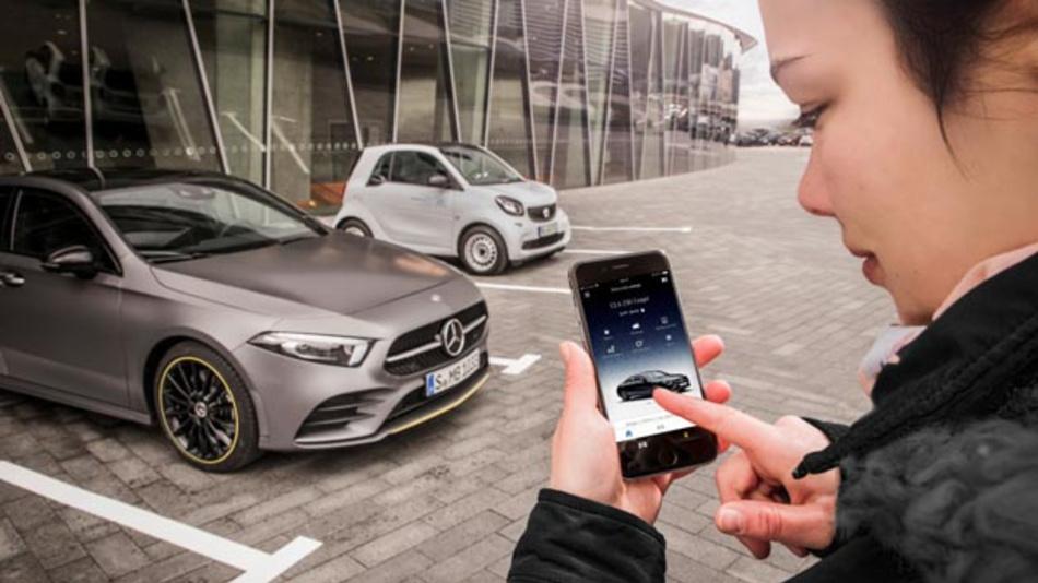 Von der App zum digitalen Ökosystem: Die neue Generation der Mercedes me Apps geht an den Start