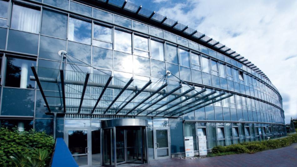 Basler Hauptquartier in Ahrensburg.