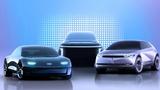 Unter der Marke Ioniq will Hyundai zukünftig batterieelektrische Fahrzeuge auf den Markt bringen.