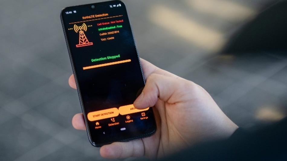 Mit dieser App können technisch versierte Personen helfen, Funkzellen aufzuspüren, die die Sicherheitslücke noch enthalten.