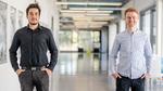 David Rupprecht (rechts) kooperierte unter anderem mit Bedran Karakoc (links), der in seiner Bachelor-Arbeit am Horst-Görtz-Institut für IT-Sicherheit die App entwickelte.