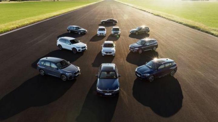 BMW will mehr als sieben Millionen Fahrzeuge mit vollelektrischem oder Plug-in-Hybrid-Antrieb bis 2030 auf den Straßen haben.