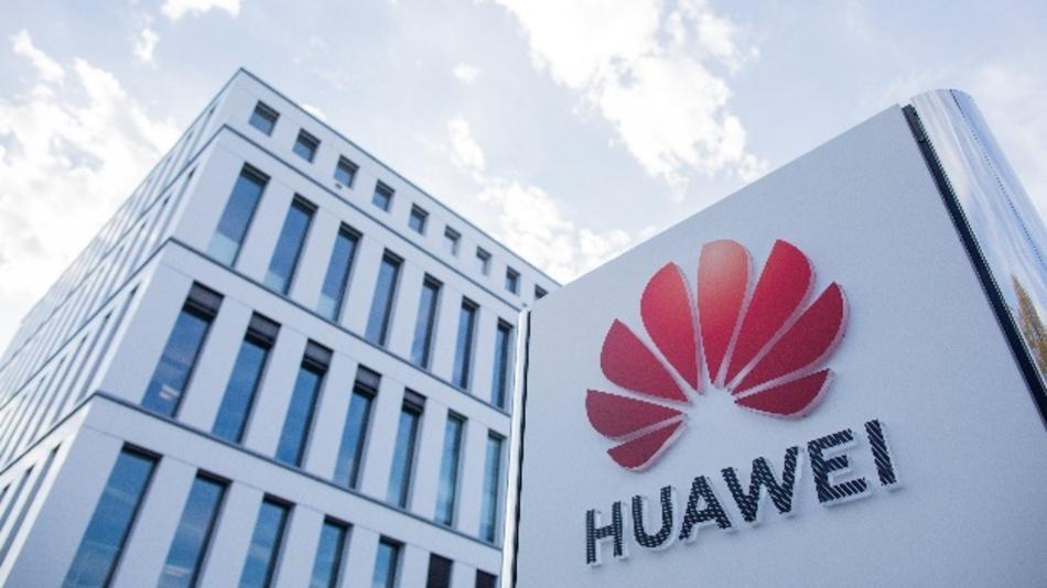 Huawei-Deutschland-Zentrale in Düsseldorf