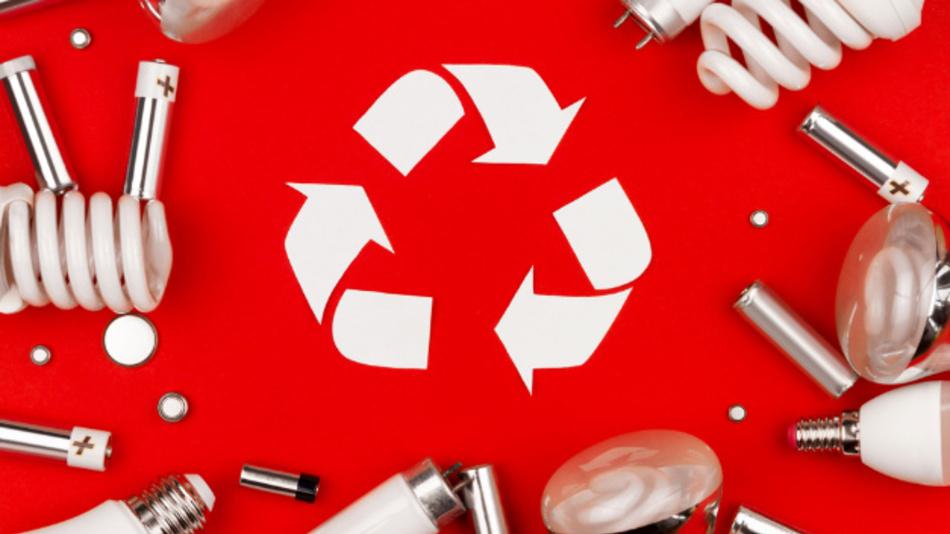 Die Rücknahme von Altlampen funktioniert in Deutschland - effiziente Recyclingprozesse müssen durch den Umstieg auf LED-Leuchten neu entwickelt werden.