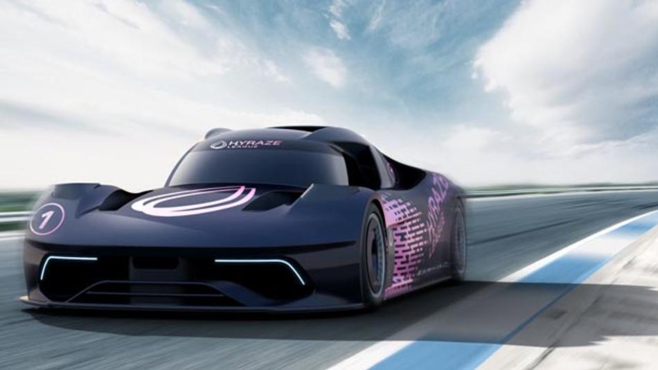 Unter der Bezeichnung Hyraze League soll ab soll 2023 ein gänzlich neuer Motorsport-Wettbewerb mit Wasserstoff-Rennfahrzeugen starten.