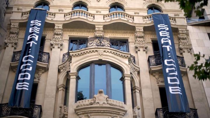 Digitalschmiede Seat:Code hat in Barcelona ihren neuen Firmensitz eingeweiht.
