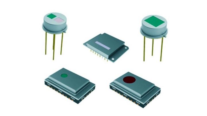 Für industrielle Anwendungen bietet Kemet die neuen pyroelektrischen passiven Infrarotsensoren (PIR) an. Durch den pyroelektrischen Effekt bieten diese Dünnfilm-PZT-Sensoren eine hohe Empfindlichkeit und kurze Reaktionszeiten, um eine schnelle und ge