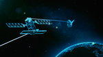 Laser revolutionieren Datentransfer im All