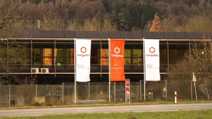 congatec Firmengebäude