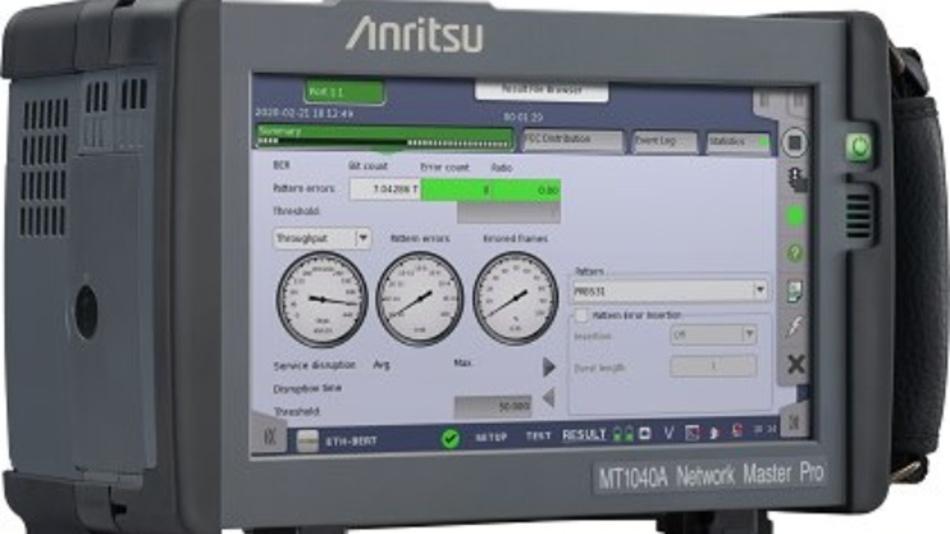Network Master Pro MT1040A von Anritsu