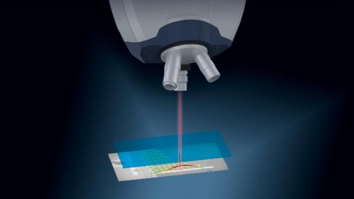 Präzise Untersuchung der Dynamik von MEMS und anderen Mikrostrukturen per Laser-Doppler-Vibrometrie (LDV)