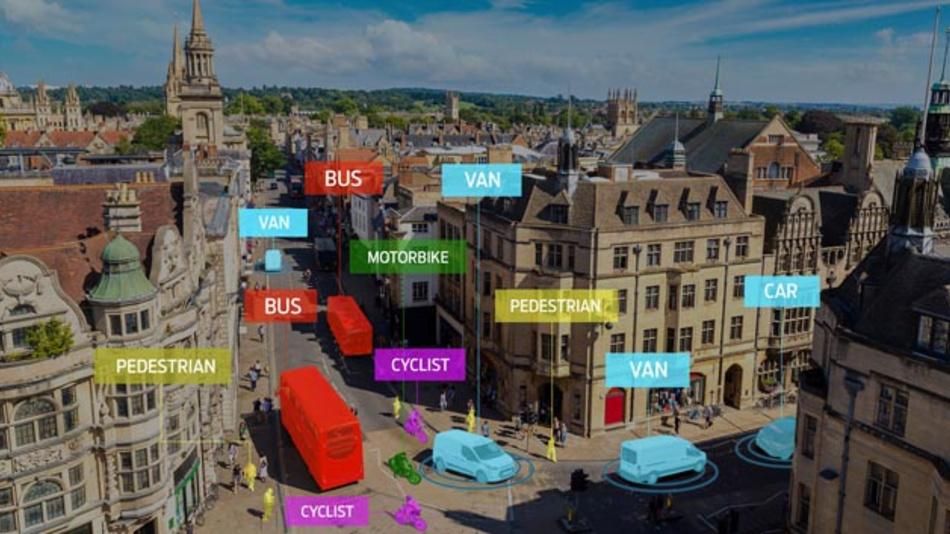 Ford arbeitet mit Vivacity Labs, dem Oxfordshire County Council und der Loughborough University sowie mit Transport for London zusammen, um eine digitale Technologie zur Vorhersage von potenziellen Unfällen zu entwickeln.