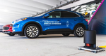 Ford, Bedrock und Bosch testen fahrerloses Parken in Nordamerika