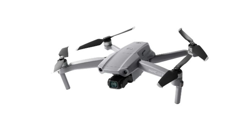 Die Drohne vom Typ »Mavic Air 2« von DJI.