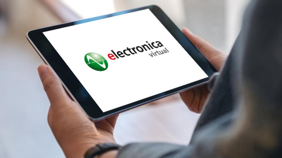 In diesem Jahr wird die electronica nicht als Präsenzmesse sondern virtuell stattfinden.