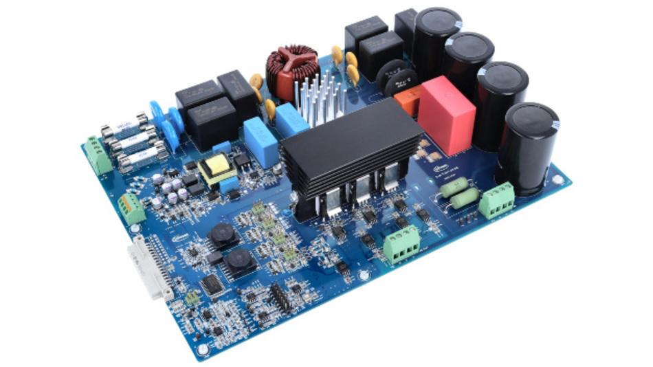 Mit dem Evaluierungsboard EVAL-M5-IMZ120R-SIC unterstützt Infineon das Design von Servoantrieben mit CoolSiC-MOSFETs mit 1200 V in diskreten Gehäusen.