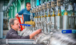 Maschinenbauer gegen generelle Maskenpflicht am Arbeitsplatz