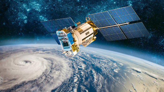 Satellites are being used e.g. for weather forecasts.