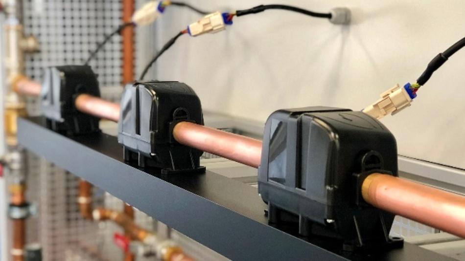 Das Ultraschall-Regelventil kann mit einer Mediumtemperatur  von +5 bis +60 °C und einem Druck von 0 bis 1 bar umgehen.