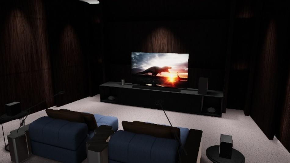 In den Home Entertainment-Zonen, wie etwa der Movie-Zone, hebt LG die wichtigsten Eigenschaften der OLED-Fernseher hervor: scharf, schnell, glatt und schlank. Die Besucher können die selbstleuchtende Display-Technologie von LG im Vergleich zu herkömmlichen LED-LCDs anhand von Aufnahmen einer sternenklaren Nacht vergleichen.