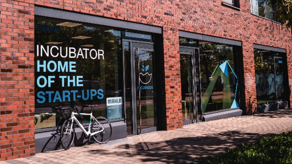 Der neue Startup Space befindet sich in der Mahle-Konzernzentrale in Stuttgart / Bad Cannstatt.