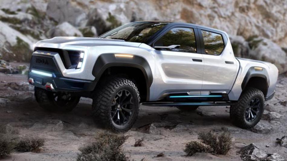General Motors und Nikola gehen eine strategische Partnerschaft ein, in deren Rahmen der Autobauer den Badger als BEV und Brennstoffzellenvariante fertigen wird.